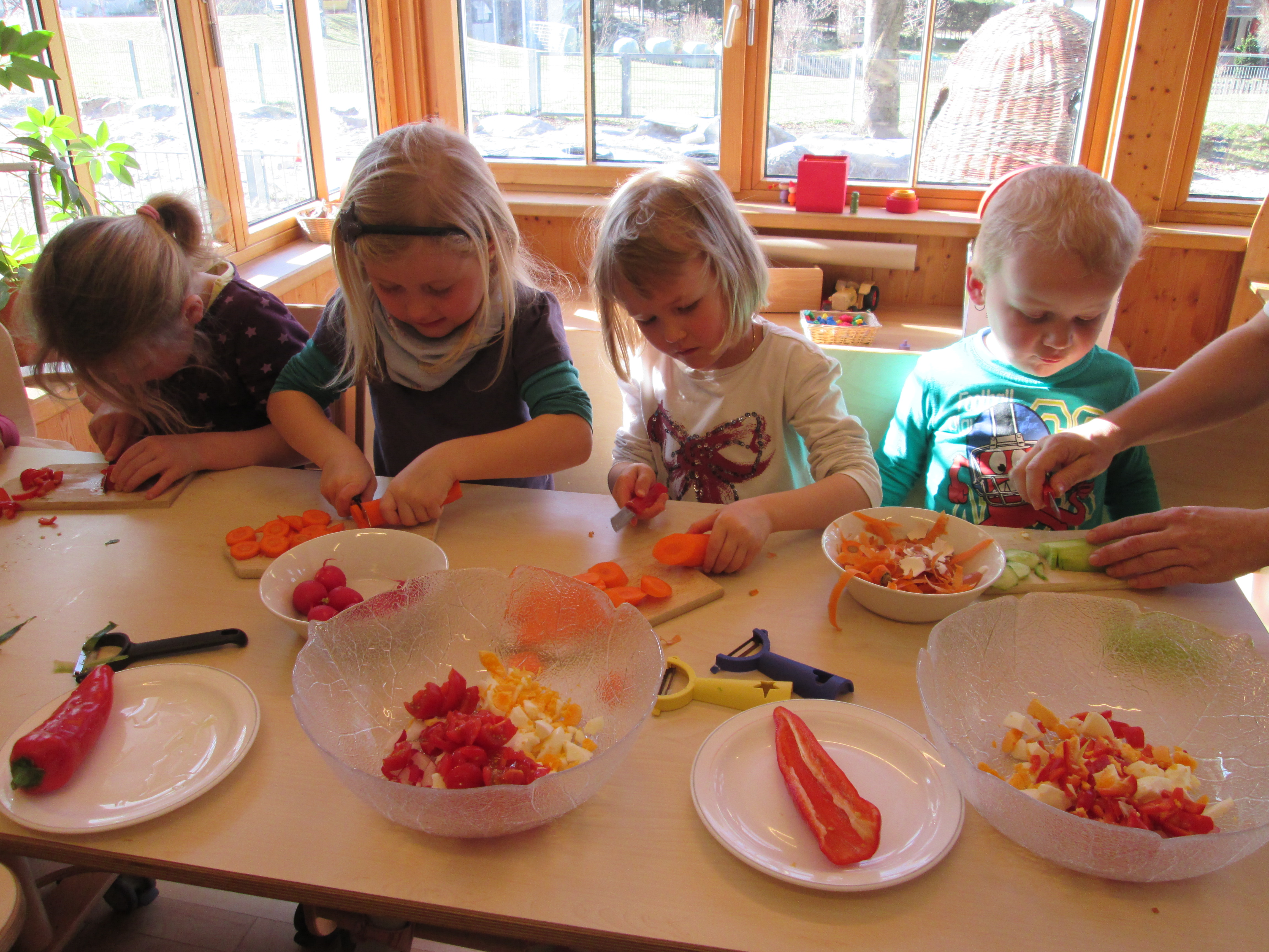 Kindertageseinrichtung don bosco umsetzung im kindergarten - Angebote kindergarten sommer ...